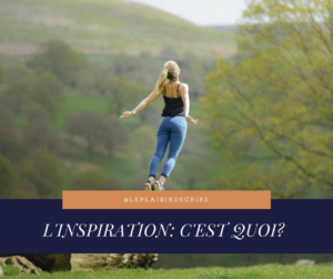 Définition Inspiration