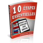 10 Étapes essentielles avant de publier son livre (Partie 2)