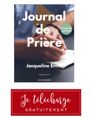 Journal de Priere