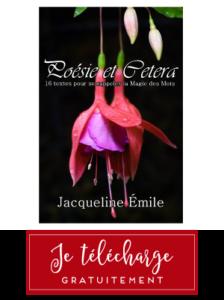 Poésie et cetera, Jacqueline Émile