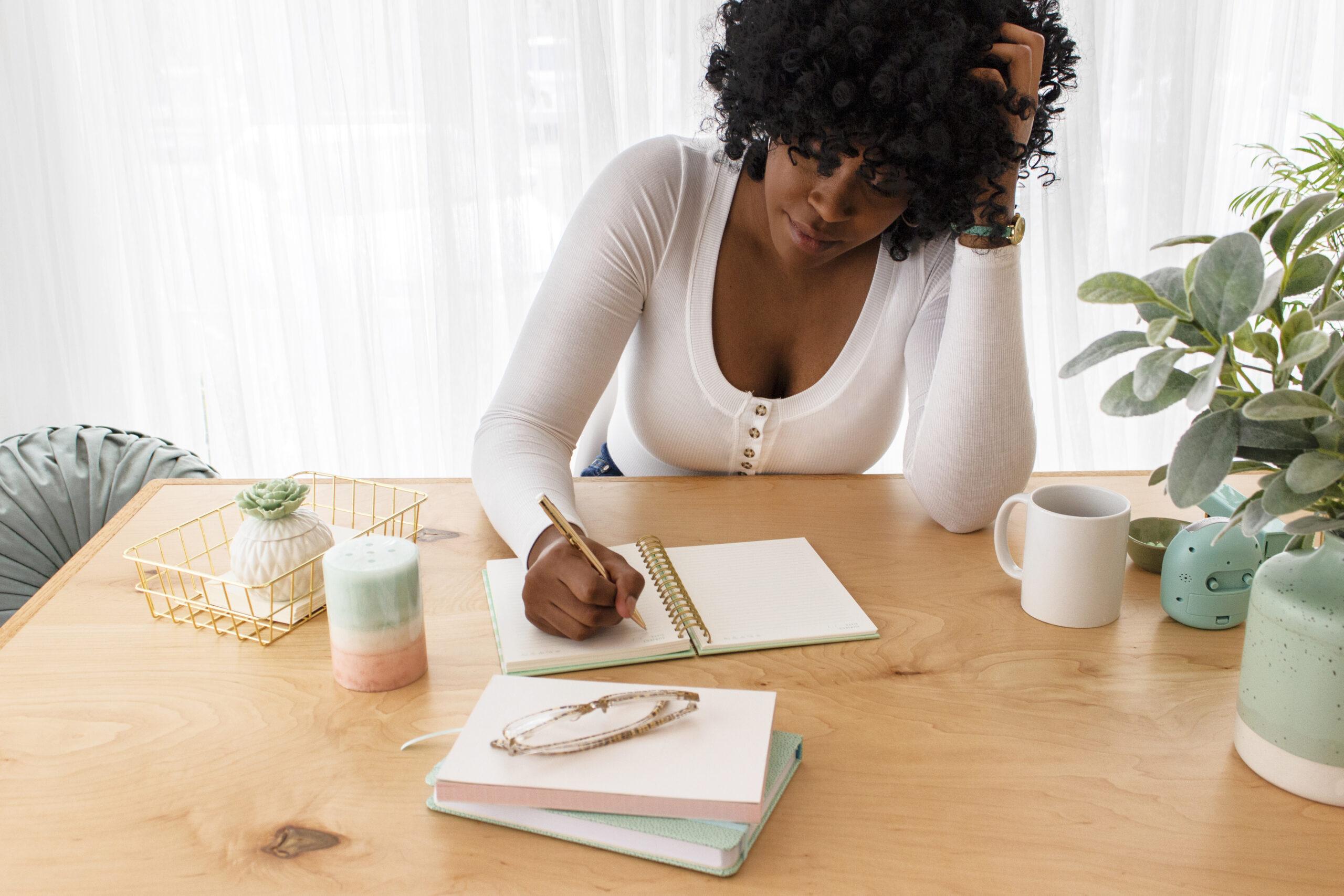 Dévotion personnelle et écriture